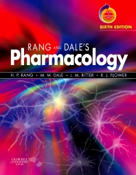 Cover image for Rang & Dale's Pharmacology E-Book