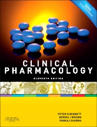 Cover image for Clinical Pharmacology