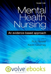 Cover image for Mental Health Nursing Text and Evolve eBooks Package
