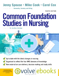 Cover image for Common Foundation Studies in Nursing Text and Evolve eBooks Package