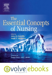 Cover image for The Essential Concepts of Nursing Text and Evolve eBooks Package