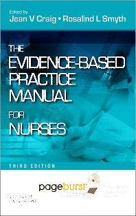 Cover image for The Evidence-Based Practice Manual for Nurses