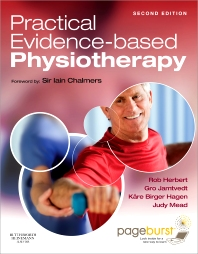 Cover image for Practical Evidence-Based Physiotherapy with Pageburst Online Access