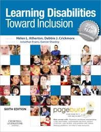 Cover image for Learning Disabilities: Towards Inclusion