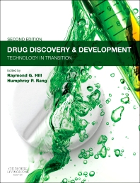 Drug Discovery and Development, 2nd Edition,Raymond Hill,ISBN9780702042997