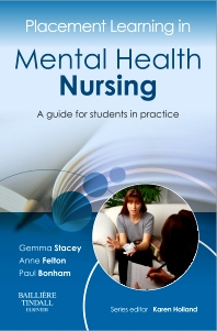 Cover image for Placement Learning in Mental Health Nursing