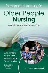 Cover image for Placement Learning in Older People Nursing
