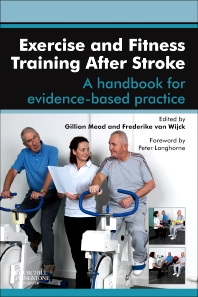 Cover image for Exercise and Fitness Training After Stroke