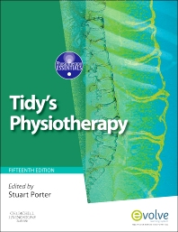 Tidy's Physiotherapy, 15th Edition,Stuart Porter,ISBN9780702043444