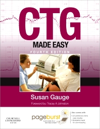 CTG Made Easy - 4th Edition - ISBN: 9780702043499, 9780702046773