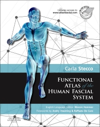 Cover image for Functional Atlas of the Human Fascial System