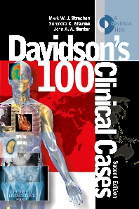 Cover image for Davidson's 100 Clinical Cases