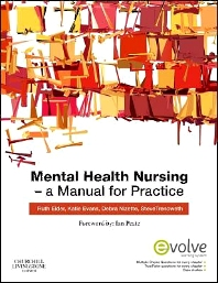 Cover image for Mental Health Nursing
