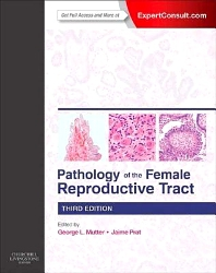 Cover image for Pathology of the Female Reproductive Tract