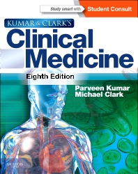 Kumar and Clark's Clinical Medicine, 8th Edition,Parveen Kumar,Michael Clark,ISBN9780702044991
