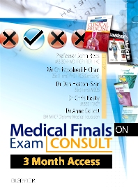 Medical Finals on Exam Consult: 3-Month Access Pack