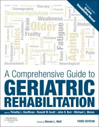 Cover image for A Comprehensive Guide to Geriatric Rehabilitation