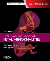 Cover image for Twining's Textbook of Fetal Abnormalities