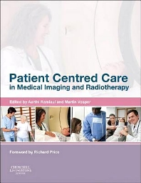Cover image for Patient Centered Care in Medical Imaging and Radiotherapy