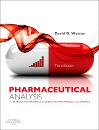 Cover image for Pharmaceutical Analysis