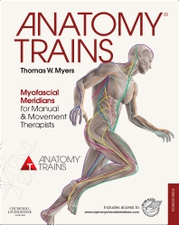 Anatomy Trains - 3rd Edition - ISBN: 9780702046544, 9780702058691