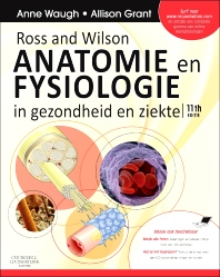 Cover image for Ross and Wilson Anatomie en Fysiologie in gezondheid en ziekte-