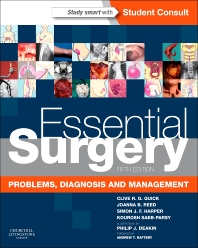 Cover image for Essential Surgery