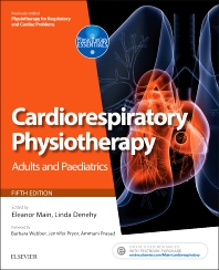 Cover image for Cardiorespiratory Physiotherapy: Adults and Paediatrics