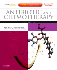 Antibiotic and Chemotherapy E-Book, 9th Edition,Roger Finch,David Greenwood,Richard Whitley,S. Ragnar Norrby,ISBN9780702047657