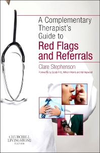 Cover image for The Complementary Therapist's Guide to Red Flags and Referrals