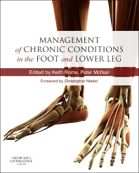 Cover image for Management of Chronic Conditions in the Foot and Lower Leg