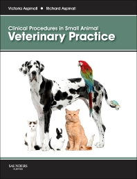 Cover image for Clinical Procedures in Small Animal Veterinary Practice