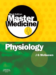 Master Medicine: Physiology E-Book, 3rd Edition,J. McGeown,ISBN9780702048005