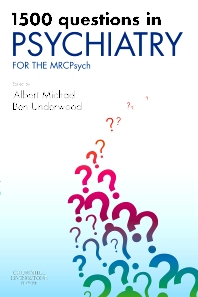 1500 Questions in Psychiatry E-Book, 1st Edition,Albert Michael,Ben Underwood,ISBN9780702048074