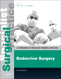 Cover image for Endocrine Surgery - Print and E-Book