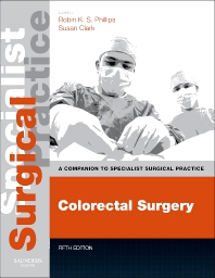 Cover image for Colorectal Surgery - Print & E-Book