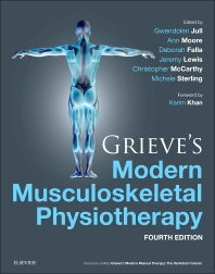 Cover image for Grieve's Modern Musculoskeletal Physiotherapy