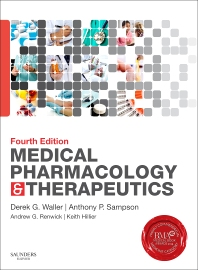 Cover image for Medical Pharmacology and Therapeutics
