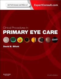 Clinical Procedures in Primary Eye Care, 4th Edition,David Elliott,ISBN9780702051944