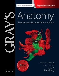 Gray's Anatomy - 41st Edition - ISBN: 9780702052309, 9780702071645
