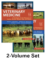 Veterinary Medicine - 11th Edition - ISBN: 9780702052460, 9780702070587