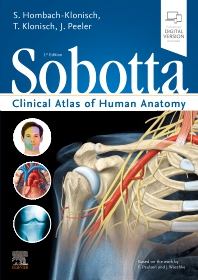 Cover image for Sobotta Clinical Atlas of Human Anatomy, one volume, English