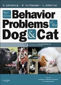 Cover image for Behavior Problems of the Dog and Cat - E-Book