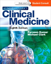 Kumar and Clark's Clinical Medicine E-Book, 8th Edition,Parveen Kumar,Michael Clark,ISBN9780702053047