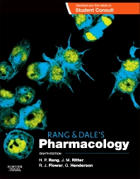 Rang & Dale's Pharmacology - 8th Edition - ISBN: 9780702053627, 9780702054976