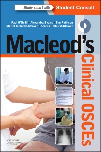 Cover image for Macleod's Clinical OSCEs