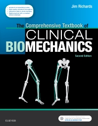Cover image for The Comprehensive Textbook of Clinical Biomechanics