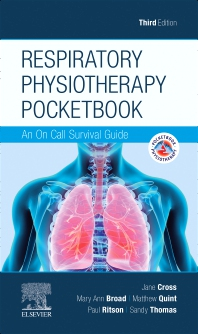 Cover image for Respiratory Physiotherapy Pocketbook