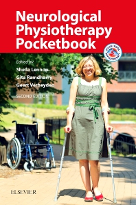 Cover image for Neurological Physiotherapy Pocketbook