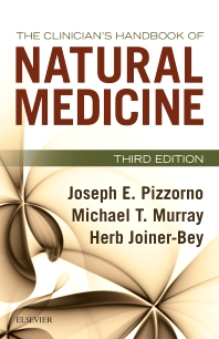 Cover image for The Clinician's Handbook of Natural Medicine